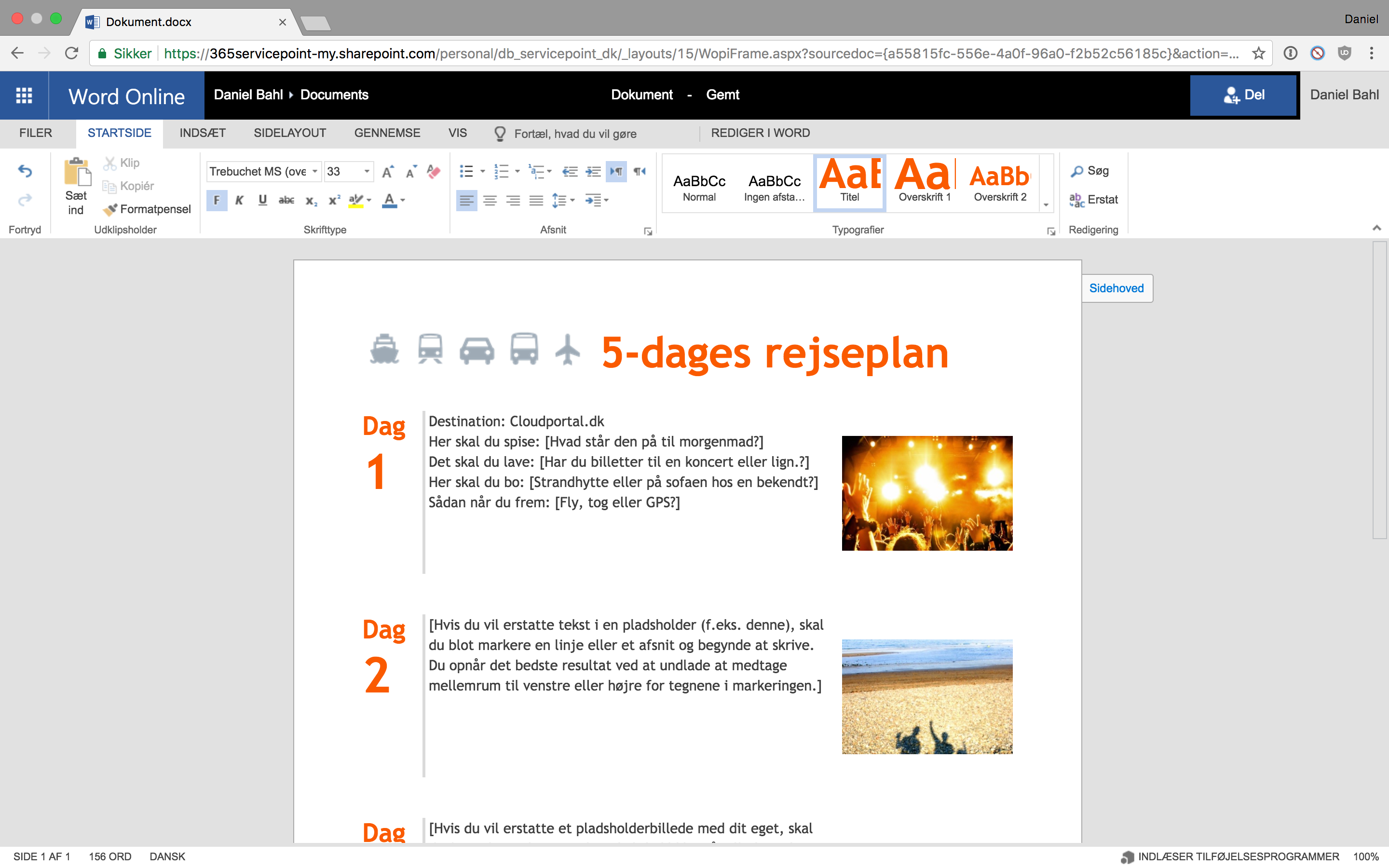 Word i Microsoft Office 365